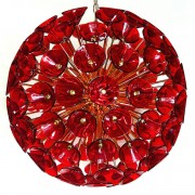 DV5510 Red Trumpets Sputnik