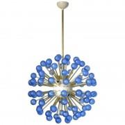 DV5513 Blue Murano Sputnik