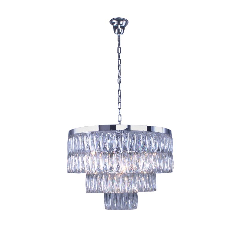 AM0415 3-TIER EMERALD LAMP