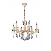 QZ1062  BAROQUE CRYSTAL  CHANDELIER