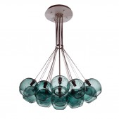 AM2218 BOUQUET GLOBE CLUSTER