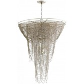 WM2077 Cyan Itchica Chandelier