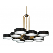 AM1107  ABBOTT CHANDELIER