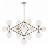 IQ8205 BISTRO FOUR ARM CHANDELIER