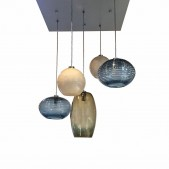 AM2217 LUCIA CHANDELIER