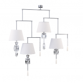 JR2034 Torch Mobile Chandelier