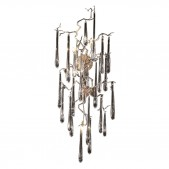 QZ315 AQUA BRANCH SCONCES