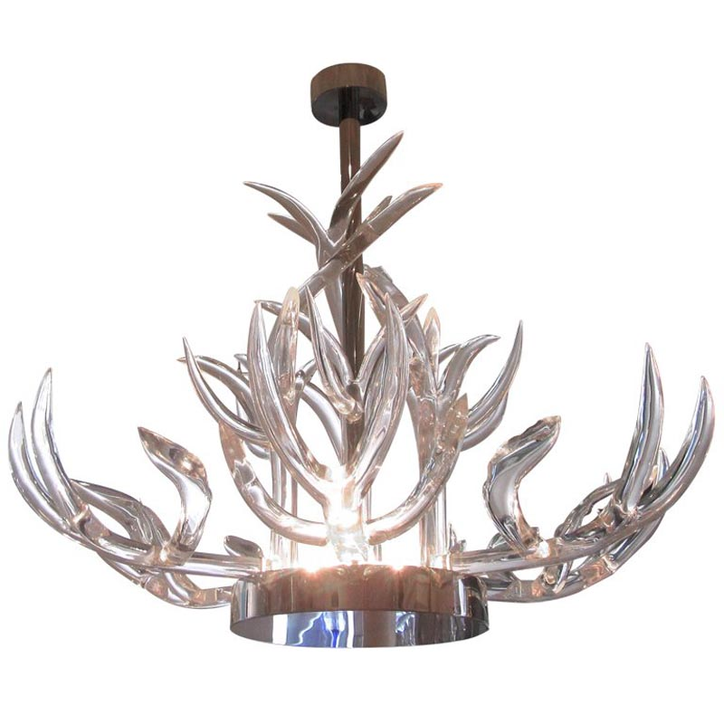 KA1800 Lucite Antlers