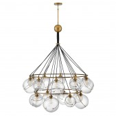 IQ8157 53 INCH 18 LIGHT CHANDELIER