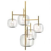 IQ8158 MODERN GLASS PENDANT LAMP