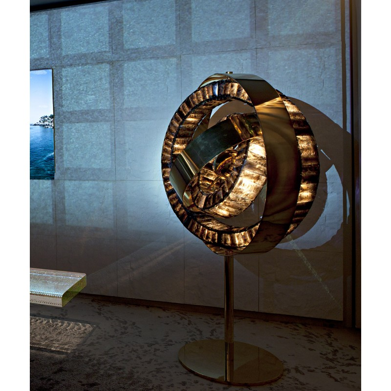 Am7409 Astrolabe Table Lamp