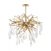 IQ8279 TEARDROP 7-LIGHT CHANDELIER