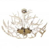 QZ9091 Crystal Deer