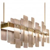 IQ8183 CHANDELIER MADE IN CHAMPAGNE