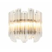 IQ8059 VITTORIA NICKEL WALL LAMP