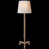 IQ8114 PARISH FLOOR LAMP IN GILDED