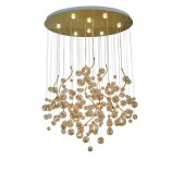IQ8281 BUBBLES CHANDELIER
