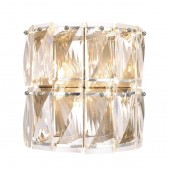 SJ2117 AMAZONE NICKEL WALL LAMP
