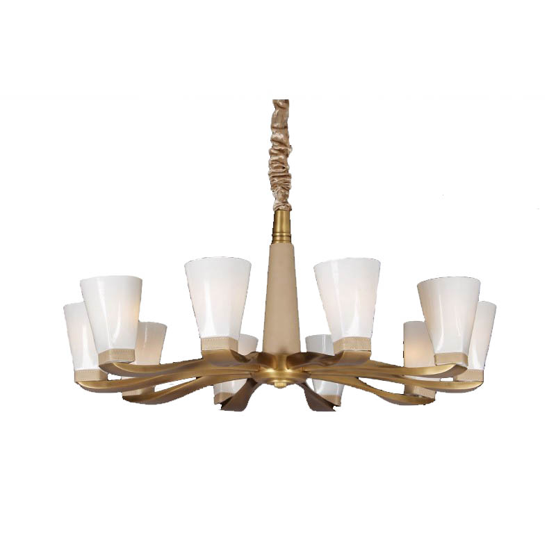 AM8102Q ESTELLE 1-2 TIER CHANDELIER
