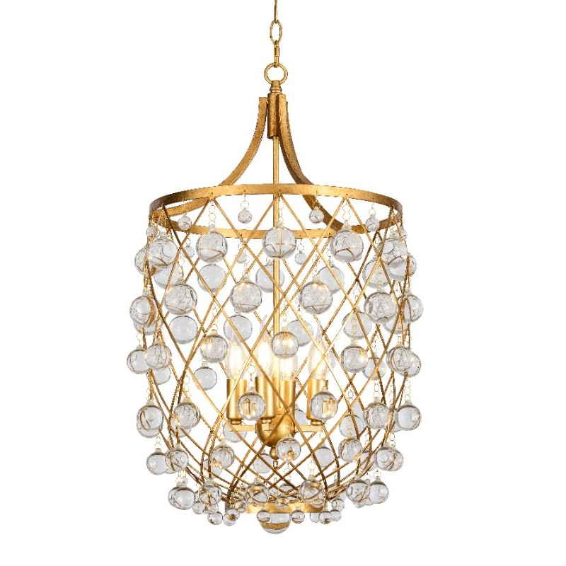AM9824 MELODY CHANDELIER