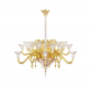JR2036 Mille Nuits Gold Chandelier