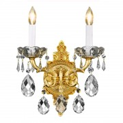 AMLS142 Queen Anne Sconce